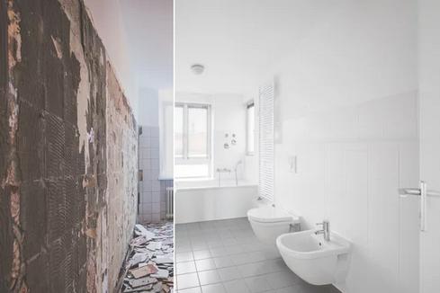 Affordable Bathroom Remodeling Services